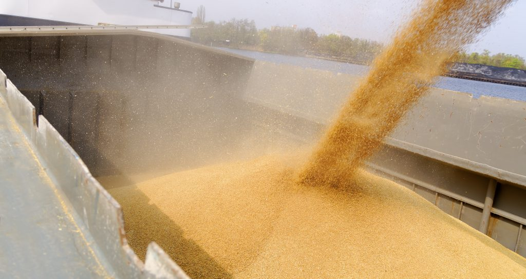 Crop Production Report: Corn Yields Down, Soybeans Up Over 2017
