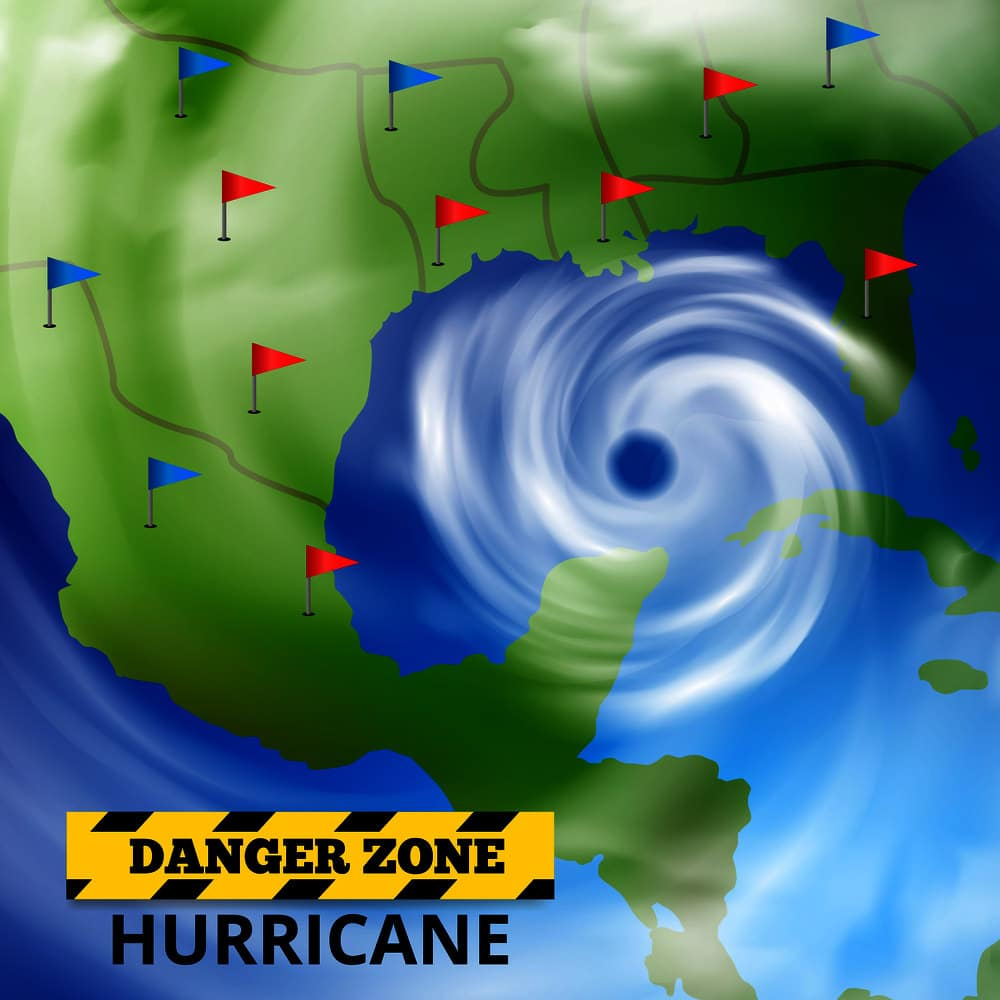 Gulf Coast Preparing for the Worst with Tropical Storm Barry